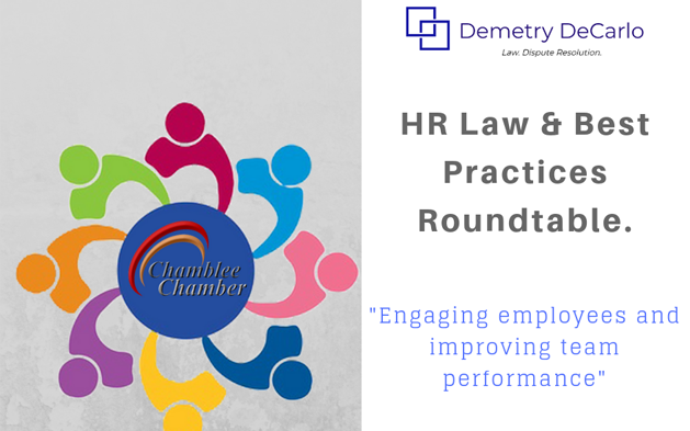 HR Law and Best Practices Roundtable