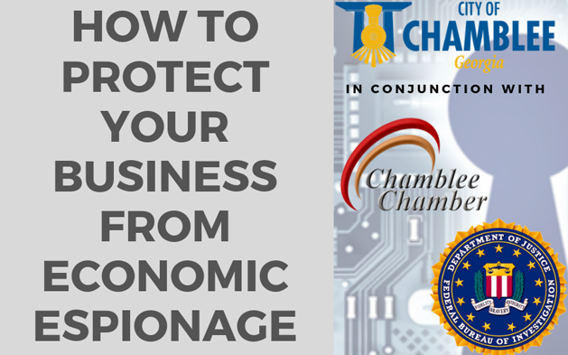 HOW TO PROTECT YOUR BUSINESS FROM ECONOMIC ESPIONAGE