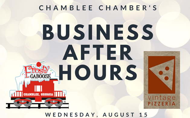 Business After Hours @ Vintage with Frosty Caboose