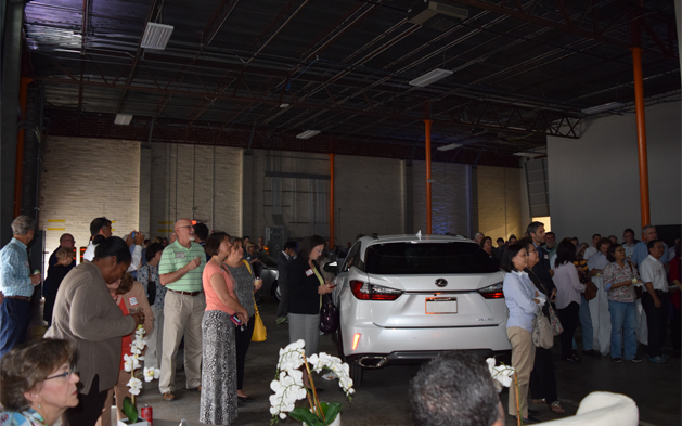 Business After Hours at Third Rail Studios!