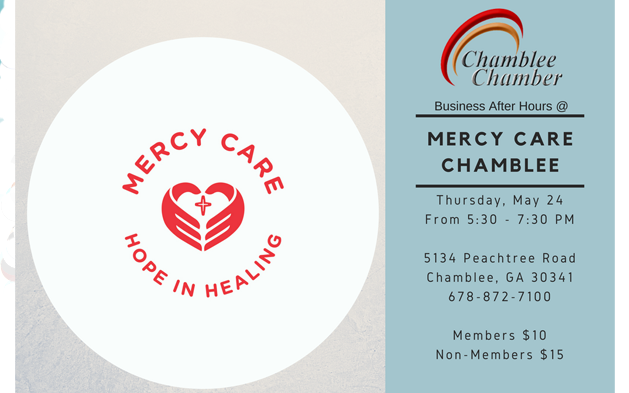 Business After Hours @ Mercy Care Chamblee