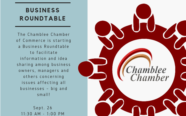 We're starting a Business Round Table, join us!