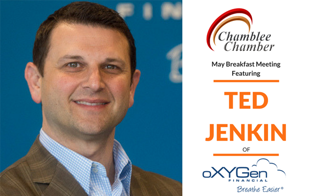 May Breakfast Meeting with Ted Jenkin