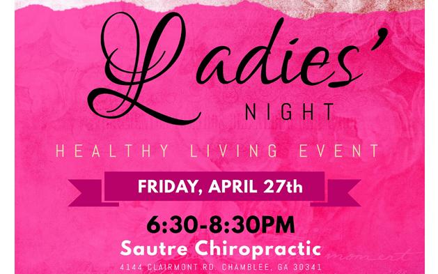Ladies' Night – Healthy Living Event