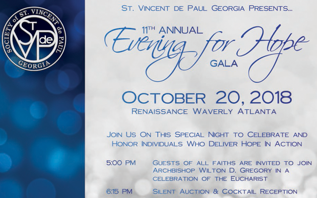 11th Annual Evening for Hope