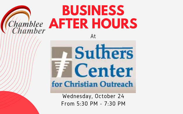 Business After Hours at Suthers Center