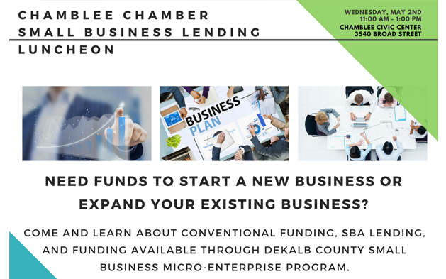 Small Business Lending Luncheon