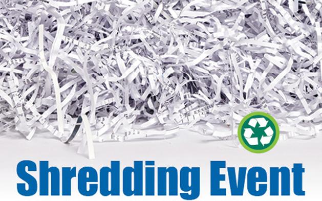 Document Shredding Fundraiser!