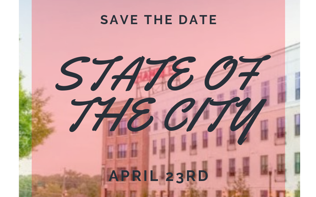 SAVE THE DATE – State of the City with Mayor Eric Clarkson