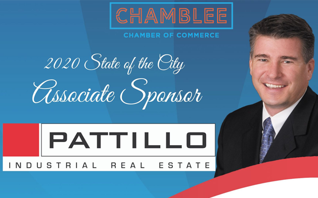 2020 State of the City – Associate Sponsor