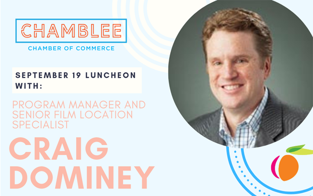 Luncheon Meeting with Craig Dominey